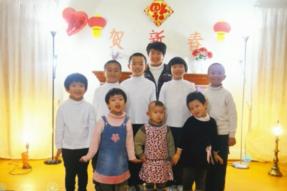 [视频]大密小朋友贺新春