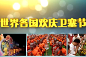 [视频] 世界各国欢庆卫塞节