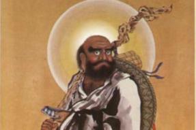 达摩祖师东土传法