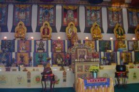 北卡寺院访问记之禅观雷藏寺