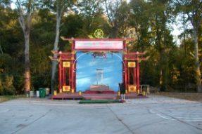 北卡寺院访问记之莲华寺