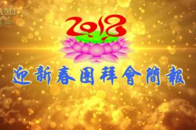 [视频]2018年迎新春团拜会简报