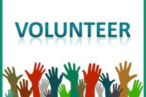 申请当志愿者